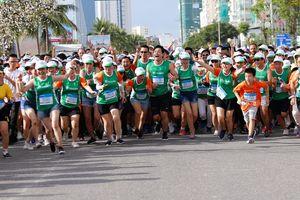Manulife tài trợ dài hạn marathon quốc tế Đà Nẵng
