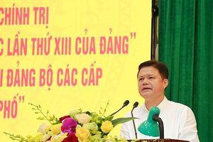 Hà Nội: Chọn nhân sự cấp ủy nhiệm kỳ 2020-2025 phải tiêu biểu về trí tuệ, thật sự trong sạch