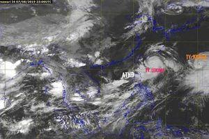 Sắp vào 'cao điểm' bão, áp thấp nhiệt đới trên Biển Đông