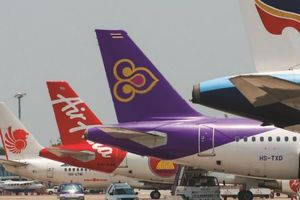 Mở hãng bay ồ ạt, Thái Lan từng bị cấm bay tới nhiều nước