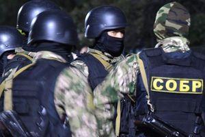 Lực lượng đặc nhiệm đột kích tư dinh cựu tổng thống Kyrgyzstan