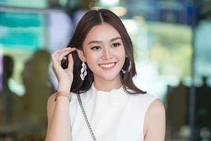 Á hậu Tường San nói gì về bạn thân Bảo Hân và bộ phim 'Về nhà đi con'?
