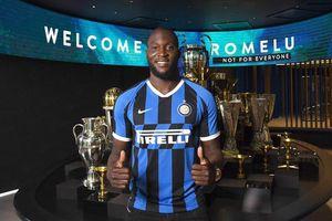 Lukaku chính thức trở thành người của Inter Milan
