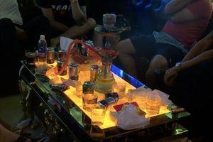 Một nhà hàng ở Gò Vấp để dân chơi thác loạn từ khuya đến sáng