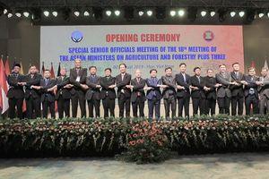 ASEAN thúc đẩy hợp tác, chuyển giao khoa học công nghệ trong nông nghiệp