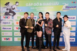 Revive Marathon xuyên Việt kết hợp truyền hình thực tế độc đáo và truyền cảm hứng