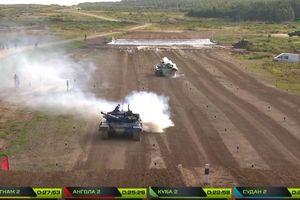 Có xe tăng T-72 ngon mà Sudan thi đấu quá tệ trước Việt Nam