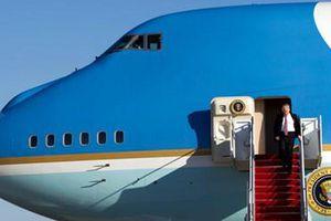 Air Force One của Trump 'ngốn' 5,2 tỷ USD, gấp đôi dự kiến