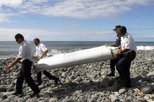 Mảnh vỡ máy bay MH370 hé lộ điều 'khủng khiếp'
