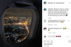Bạn gái Quang Hải cover nhạc thất tình giữa 'bão tin đồn' chia tay