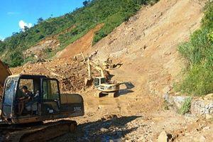 Thanh Hóa: Quốc lộ 15C thông tuyến, huyện Mường Lát thoát cảnh cô lập sau 5 ngày chia cắt