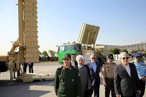 Iran trình làng hệ thống tên lửa phòng không lợi hại hơn 'rồng lửa' S-400 của Nga