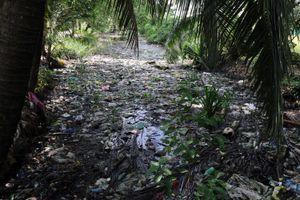 Dân 'kêu trời không thấu' vì mùi hôi từ nhà máy bột cá, nước bị ô nhiễm