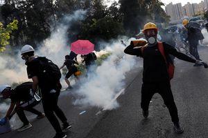 Mỹ nâng mức cảnh báo đi lại ở Hồng Kông vì biểu tình lan rộng