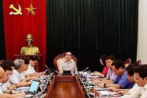 Kỳ 1: Hoàn thành cơ bản việc sắp xếp các cơ quan hành chính, đơn vị sự nghiệp
