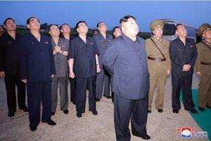Triều Tiên hoàn tất phát triển tên lửa đạn đạo mới?