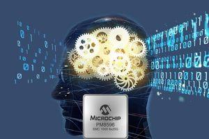 Microchip gia nhập thị trường cơ sở hạ tầng bộ nhớ