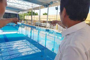 Nam sinh lớp 10 tử vong tại bể bơi sau ca học bơi