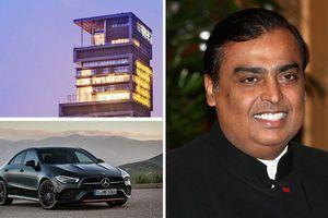 'Đột nhập' ngôi nhà đắt đỏ nhất hành tinh: 6 tầng chỉ để siêu xe?