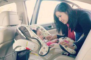 Để không bỏ quên trẻ trên ô tô, tài xế nên biết những công nghệ tiện ích này