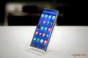 Cận cảnh Galaxy Note 10/Note 10+ đầu tiên tại Việt Nam: Chỉ một từ 'Ấn tượng'