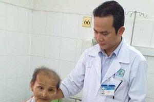Thay khớp háng thành công cho cụ ông U.100 bị bệnh tim nặng
