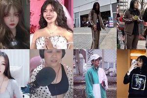 Nhiều hotgirl Trung Quốc mặt thật và hình trên mạng 'không liên quan'