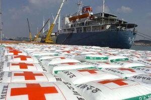 LHQ miễn trừng phạt tổ chức phi chính phủ Pháp viện trợ cho Triều Tiên