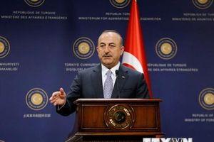 Thổ Nhĩ Kỳ quyết không trì hoãn thỏa thuận về vùng an toàn ở Syria