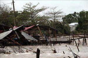 Kiên Giang huy động các nguồn lực khắc phục hậu quả cơn bão số 3