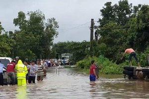 Đắk Lắk: Mưa lớn, người đàn ông 60 tuổi bị nước cuốn trôi