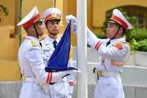 Lễ Thượng cờ ASEAN: Biểu tượng cho khát vọng hòa bình của Việt Nam