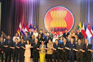 Phó Thủ tướng Phạm Bình Minh dự lễ kỷ niệm 52 năm Ngày thành lập ASEAN