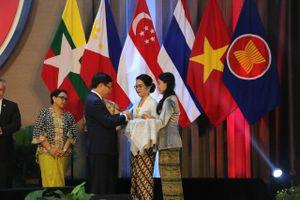 Phó Thủ tướng Phạm Bình Minh dự lễ khánh thành trụ sở mới Ban Thư ký ASEAN