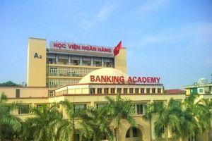 Điểm chuẩn Học viện Ngân hàng năm 2019 chính xác nhất