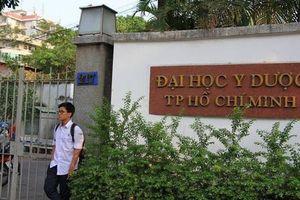 Điểm chuẩn Đại học Y Dược TP. HCM năm 2019