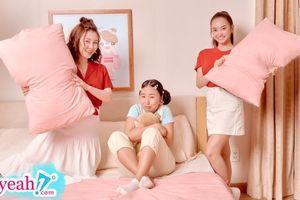 Kaity Nguyễn và Trang Hý khiến fan 'cười xỉu' với đại hội 'bốc phốt' siêu lầy lội