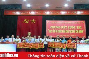 Đảng ủy Khối doanh nhiệp: Chung kết cuộc thi 'Học tập Di chúc của Chủ tịch Hồ Chí Minh'
