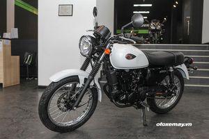Kawasaki W175 dính lệnh triệu hồi tại Việt Nam do lỗi 'nặng' ở động cơ