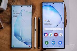 Ra mắt Galaxy Note 10 và Note 10+: Chiếc máy phục vụ công việc