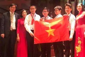Việt Nam lọt top 5 thế giới tại kì thi Toán quốc tế IMC 2019