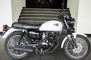 Triệu hồi môtô giá rẻ Kawasaki W175 tại Việt Nam