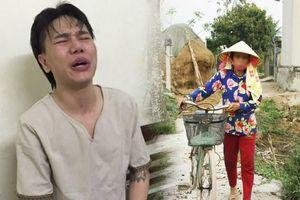 Ca sĩ Châu Việt Cường òa khóc tại tòa khi nghe tin mẹ tử vong