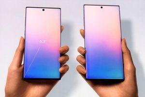 Samsung chính thức trình làng siêu phẩm Galaxy Note 10 và Note 10 Plus
