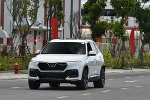 Chi tiết SUV VinFast Lux SA2.0 bản thương mại