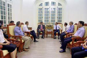 Đề xuất thành lập Hội hữu nghị Armenia – Việt Nam