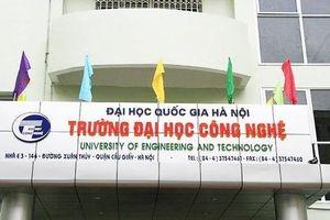 Điểm chuẩn Đại học Công nghệ - Đại học Quốc gia Hà Nội 2019