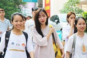 Điểm chuẩn năm 2019 trường Đại học Giáo dục - Đại học Quốc gia Hà Nội