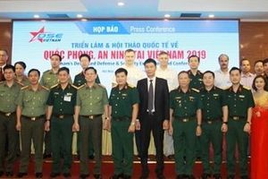 Hơn 200 thương hiệu sẽ tham gia Triển lãm quốc tế về Quốc phòng và An ninh tại Việt Nam
