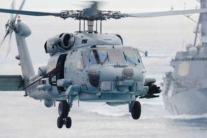 Mỹ phê duyệt thương vụ bán 12 trực thăng MH-60R cho Hàn Quốc